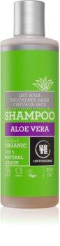 Urtekram Aloe Vera σαμπουάν για τα μαλλιά για ξηρά μαλλιά