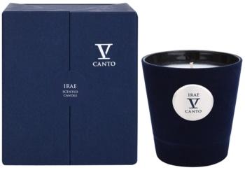 V Canto Irae bougie parfumée 250 g
