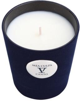 V Canto Mea Culpa bougie parfumée 250 g