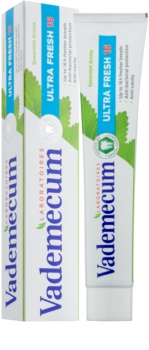 Vademecum Ultra Fresh 16 pasta de dientes para aliento fresco