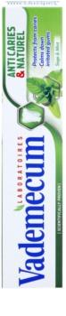 Vademecum Anti Caries & Naturel dentífrico para gengivas irritadas
