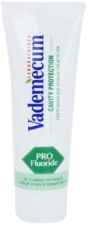 Vademecum Cavity Protection PRO Fluoride dentífrico anticárie