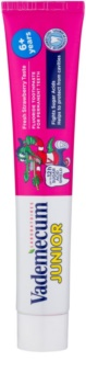Vademecum Junior Toothpaste for Children With Strawberry Flavour