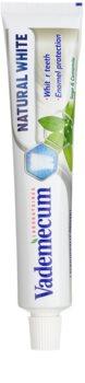 Vademecum Natural White wybielająca pasta do zębów