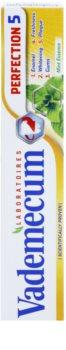 Vademecum Perfection 5 bleichende Paste für den kompletten Schutz Ihrer Zähne