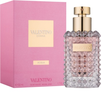 Valentino Donna Acqua Eau de Toilette para mulheres 50 ml