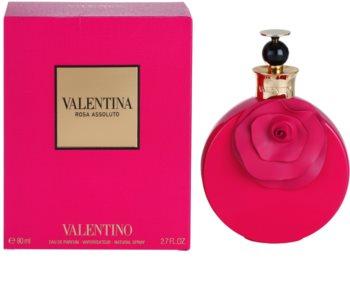 Valentino Valentina Rosa Assoluto eau de parfum pentru femei 80 ml