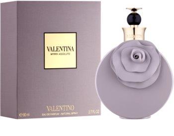 Valentino Valentina Myrrh Assoluto Eau de Parfum Damen 80 ml