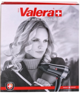 Valera Hairdryers Silent Power 2400 Ionic secador de cabelo