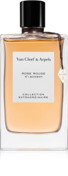 van cleef & arpels collection extraordinaire - rose rouge