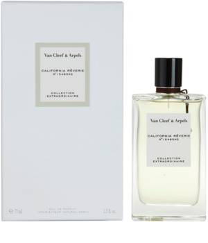 Van Cleef & Arpels Collection Extraordinaire California Reverie eau de parfum para mulheres 75 ml