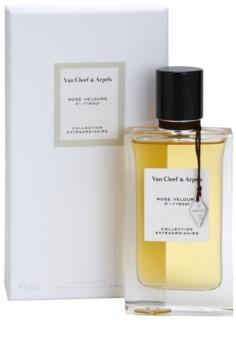 Van Cleef & Arpels Collection Extraordinaire Rose Velours Eau de Parfum para mulheres 45 ml