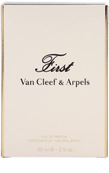 Van Cleef & Arpels First Eau de Parfum Damen 60 ml
