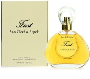 Van Cleef & Arpels First Eau de Toillete για γυναίκες 100 μλ