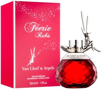 Van Cleef & Arpels Feerie Rubis eau de parfum nőknek 50 ml
