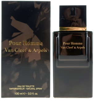 Van Cleef & Arpels Pour Homme Eau de Toilette for Men 100 ml