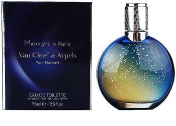 Van Cleef & Arpels Midnight In Paris Eau de Toilette voor Mannen 75 ml
