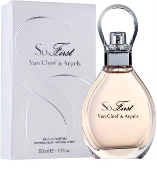 Van Cleef & Arpels So First eau de parfum pour femme 50 ml