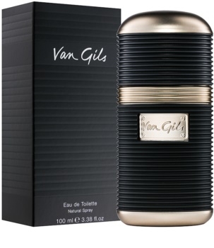 Van Gils Strictly for Men eau de toilette férfiaknak 100 ml