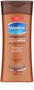 Vaseline Intesive leite corporal para pele seca