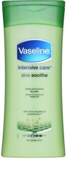 Vaseline Intesive telové mlieko hydratačné s aloe vera