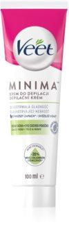 Veet Depilatory Cream depilační krém pro suchou pokožku
