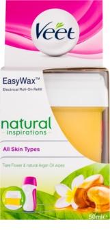 Veet EasyWax nadomestno voskasto polnilo za električen depilacijski set