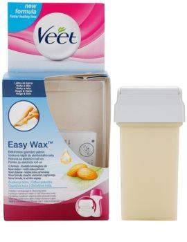 Veet EasyWax viasz tapasz az érzékeny bőrre