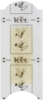 Veet Wax Strips voskové depilačné pásiky línia bikín a podpazušia