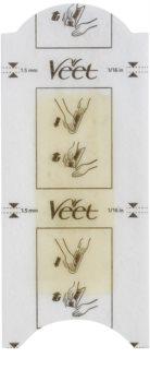 Veet Wax Strips voskové depilační pásky linie bikin a podpaží