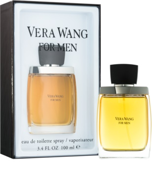 Vera Wang For Men Eau de Toilette voor Mannen 100 ml