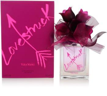 Vera Wang Lovestruck Eau de Parfum para mulheres 100 ml