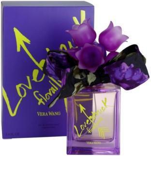 Vera Wang Lovestruck Floral Rush Eau de Parfum voor Vrouwen  100 ml