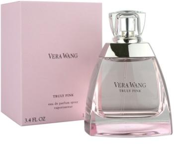 Vera Wang Truly Pink Eau de Parfum für Damen 100 ml