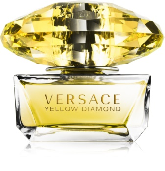 Versace Yellow Diamond Deo mit Zerstäuber Damen 50 ml