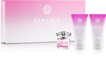 Versace Bright Crystal ajándékszett XIV.