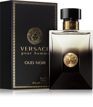 Versace Pour Homme Oud Noir Eau de Parfum para homens 100 ml