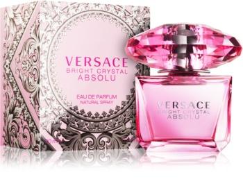 Versace Bright Crystal Absolu parfémovaná voda pro ženy 90 ml