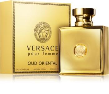 Versace Pour Femme Oud Oriental Eau de Parfum für Damen 100 ml