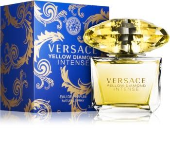 Versace Yellow Diamond Intense eau de parfum pentru femei 90 ml