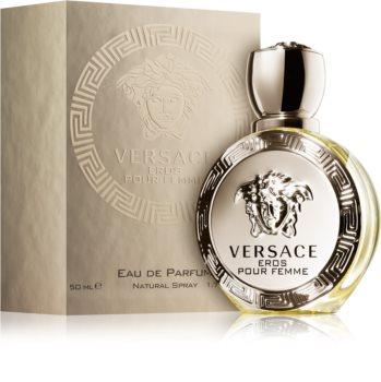 Versace Eros Pour Femme parfémovaná voda pro ženy 50 ml