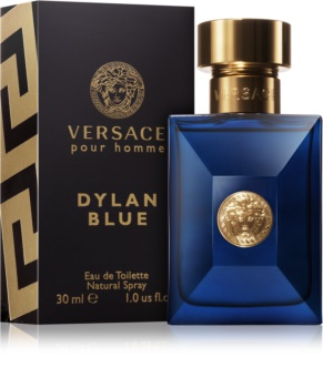 Versace Dylan Blue Pour Homme Eau de Toilette for Men 30 ml