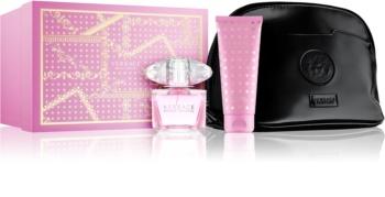 Versace Bright Crystal ajándékszett X.