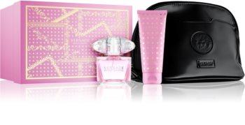 Versace Bright Crystal zestaw upominkowy X.