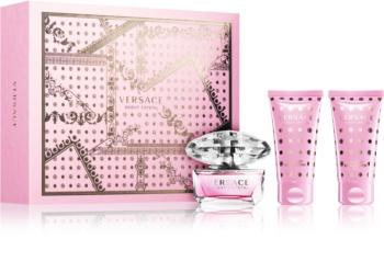 Versace Bright Crystal coffret cadeau XXIV.