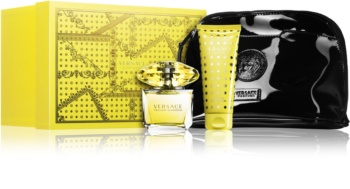 Versace Yellow Diamond dárková sada X.