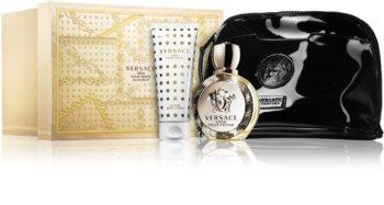 Versace Eros Pour Femme ajándékszett V.