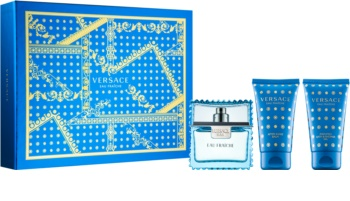 Versace Man Eau Fraîche Gift Set VІІ
