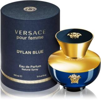 Versace Dylan Blue Pour Femme Eau de Parfum for Women 100 ml