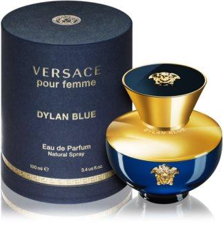 Versace Dylan Blue Pour Femme parfumovaná voda pre ženy 100 ml